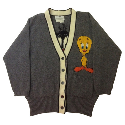Iceberg Maxi Cardigan cartoon