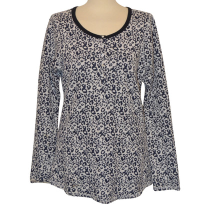 Maison Scotch Pullover mit Animal-Muster