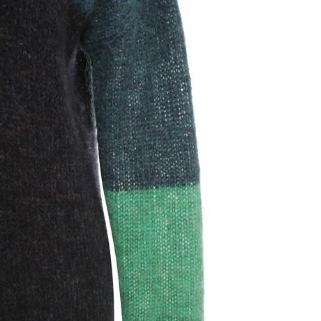Intropia Tricolor Strickkleid Strickkleid Hoss Bunt Intropia in Hoss in Muster 15x7PHq5U