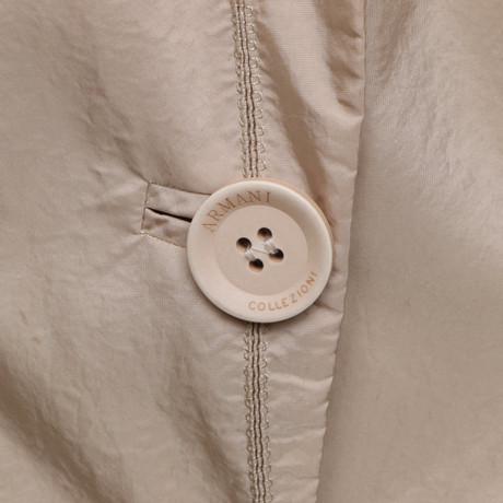 Beige Armani Beige Jacke in Beige in Collezioni Collezioni Jacke Armani atqdd8
