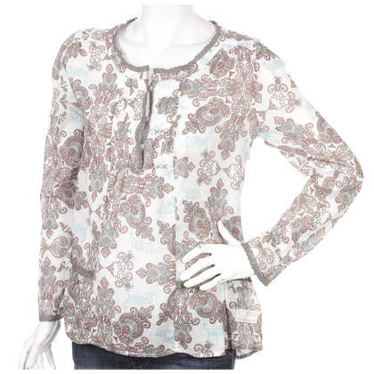 Odd Molly Blouse with paisley pattern