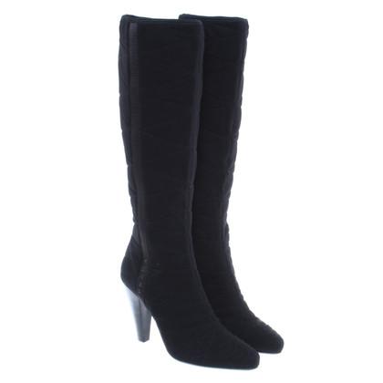 Prada High boots in black