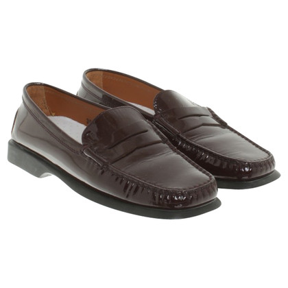 Tod's Loafer a Bordeaux