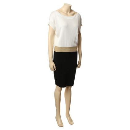Gucci Dress in white/black