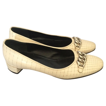 Barbara Bui Leather Ballet pumps