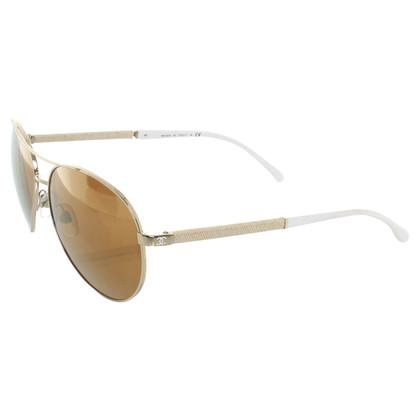 Chanel Occhiali da sole in bicolor