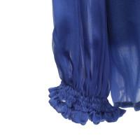 Just Cavalli Tunic in blue