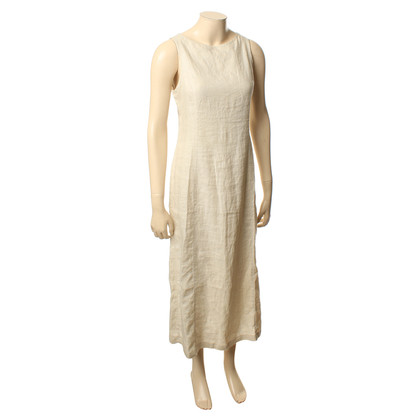 Armani Jeans Linen dress in beige