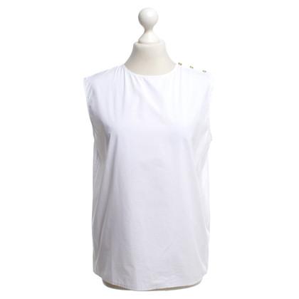 Acne Bluse in Weiß