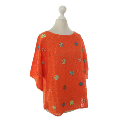 Hoss Intropia Shirt mit Blumen-Muster