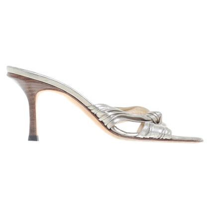 Jimmy Choo Sandals bronze