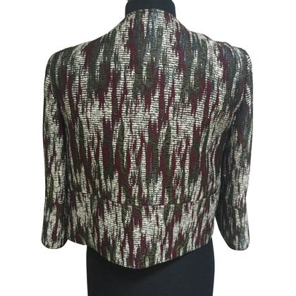 Drykorn Short jacket with pattern