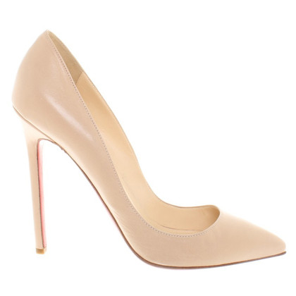 Christian Louboutin pumps in pelle