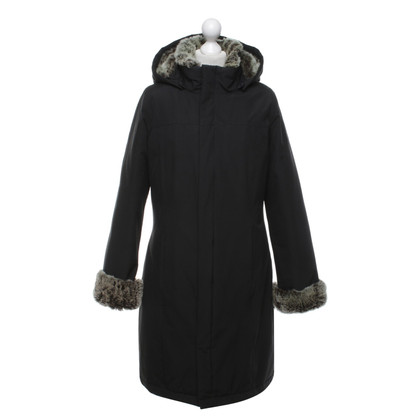 Woolrich Down coat in black