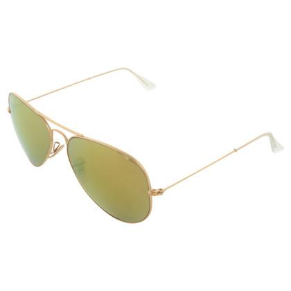 Ray Ban Sonnenbrille in Grün