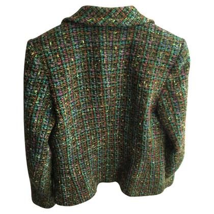 Yves Saint Laurent giacca di tweed