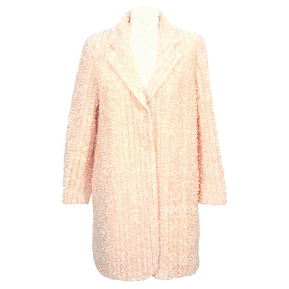 Armani Pink coat