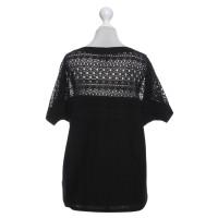 Laurèl top in black