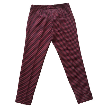 Hugo Boss patterned cloth pants