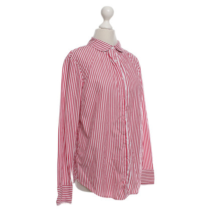 Hobbs Blouse with striped pattern