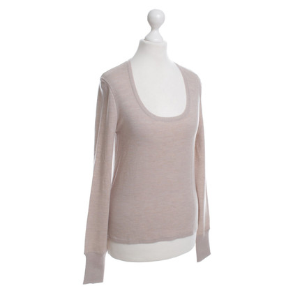 Balenciaga Knitting top in beige