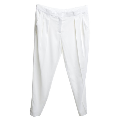 Sport Max Summery trousers in cream