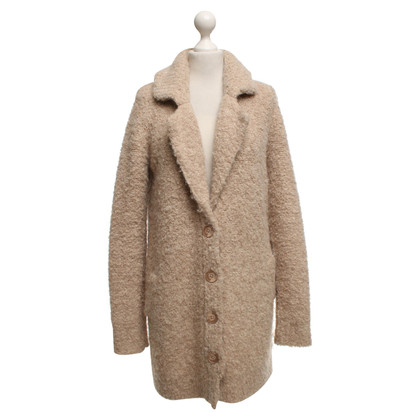 Bloom Cappotto in beige