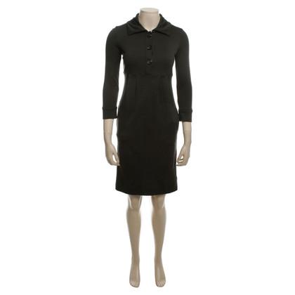 Diane von Furstenberg Abito in lana con pieghe
