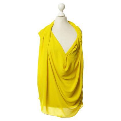Lanvin Top giallo