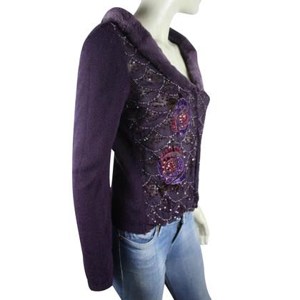 Blumarine Wool/cashmere vest