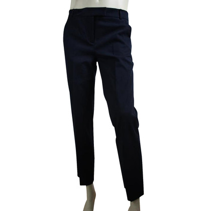 Agnona trousers in dark blue