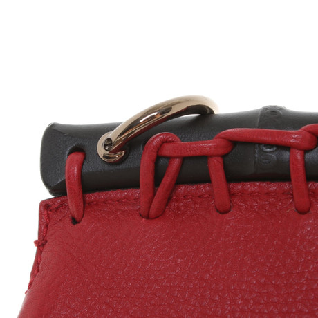 Gucci Umhängetasche in Rot Rot Wählen Sie Einen Besten Online-Verkauf 88CIaDnqc9