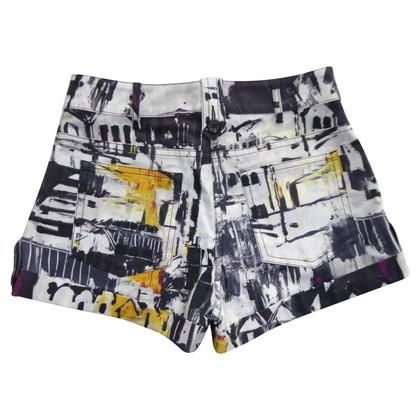 Prada Pantaloncini con stampa