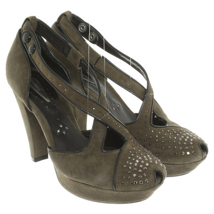 Vic Matie pumps suede