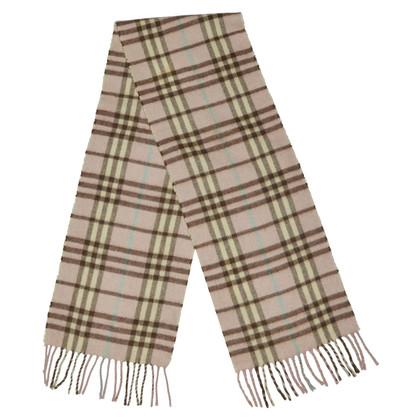 Burberry Controllo Cashmere 100% foulard