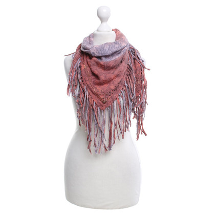 Maje Scarf with pattern