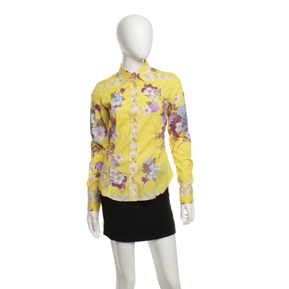 Etro Blouse with a floral print