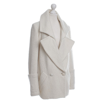 Smythe Blazer jacket in cream