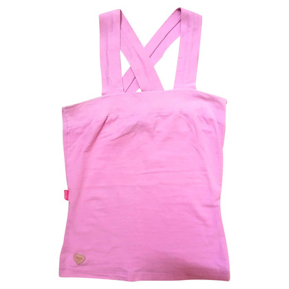 Moschino Top in Rosa
