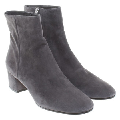 Gianvito Rossi Ankle Boots in Grau