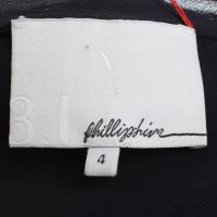 Phillip Lim Camicia di seta con pailletten