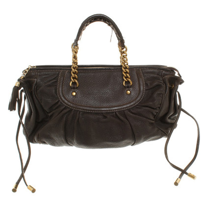 Dolce & Gabbana Dark Brown Purse