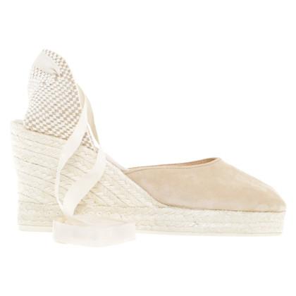 Other Designer Manebí - sandals in beige