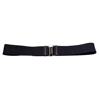 Prada Belt in dark blue