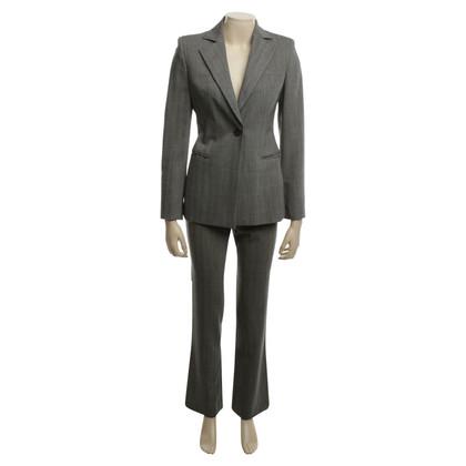 Versace Pantsuit Herringbone