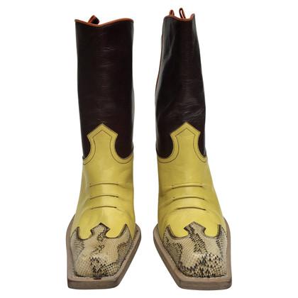 Miu Miu Short Boots