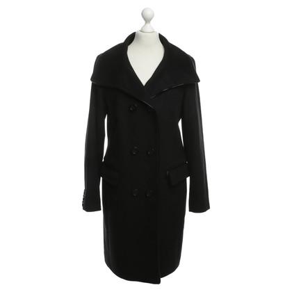 Set Winter coat in black