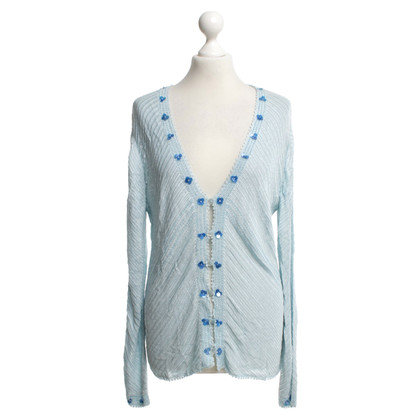 Escada Cardigan in Blue
