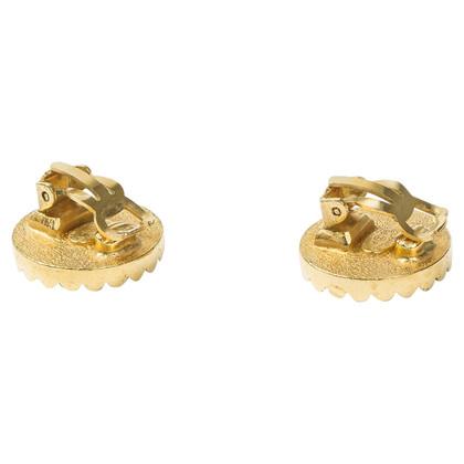 Chanel Boucles d'oreilles Vintage Clip