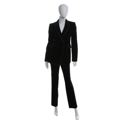 Costume National costume de velours noir